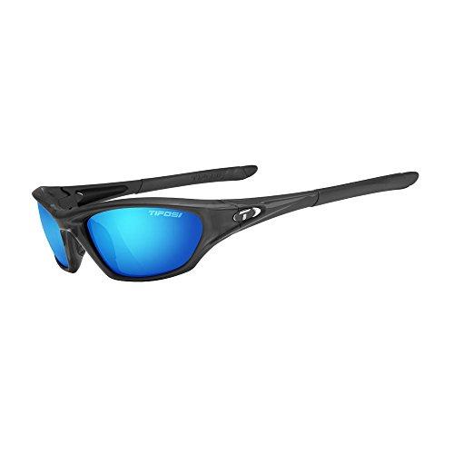 Tifosi Core Polarized Sunglasses - Women's Gloss Black / Clarion Blue Polarized One - Sunglasses Polarized Tifosi
