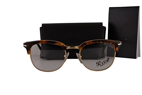 Persol PO3132V Eyeglasses 49-20-145 Coffee Havana Vintage Celebration 108 - Persol Vintage Sunglasses