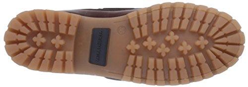 Daniel Femme Hechter Hj10028 bordo 330 Rouge Chaussures Bateau TxTrRg