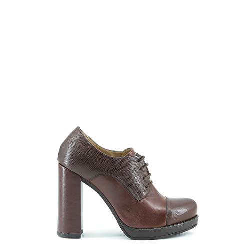 Italia Shoes Donna Marrone In Scarpe Made Eqw5I5