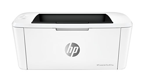 HP LaserJet Pro M15w Printer White M15W