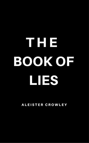 The book of lies kindle edition by aleister crowley religion the book of lies by aleister crowley fandeluxe Image collections