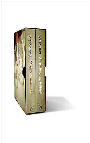 Twins Austen-Lawrence estuche con Sentido y sensibilidad | Mujeres enamoradas: Amazon.es: Jane Austen y D.H. Lawrence: Libros