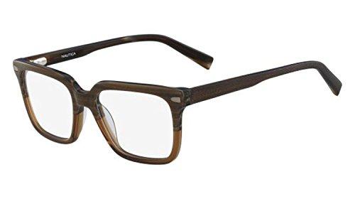 Eyeglasses NAUTICA N8130 219 WOOD/BROWN