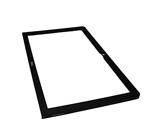 Genuine OEM Dell Optiplex 9030 All-in-One Desktop 23.8-Inch Display Screen Protector Plastic Bezel only (no protector) +Camera Hole Charcoal Black Plastic ()