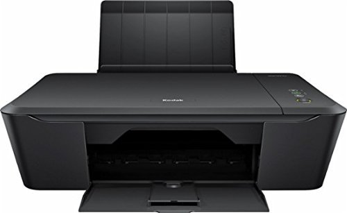 Kodak - Verite 55W Eco Wireless All-In-One Printer (Full Black and Color Ink in the Box) by Kodak