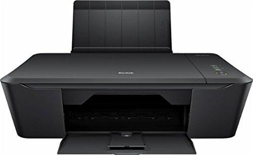 Kodak - Verite 55W Eco Wireless All-In-One Printer (Full Black and Color Ink in the Box)
