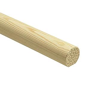 All Sizes. Stick Ramin 25mm Wooden Hardwood Dowels 5mm Crafts Birch