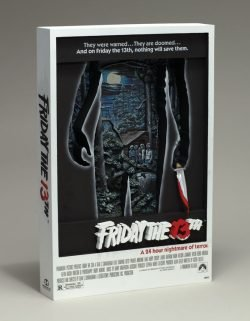 McFarlane Toys 3D Movie Poster - Friday The -