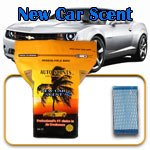 Auto Scent (Auto Scents, Inc. New Car Scent - 60 Count)