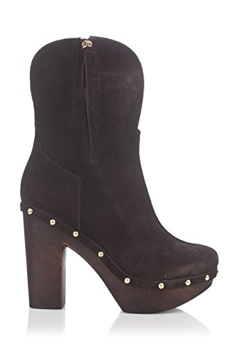 Swedish Boot Laura Nailed Bottines Femme Moretti 4gqZ5q1Un