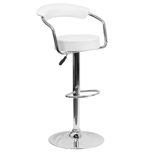 Retro Adjustable Bar Stools - 3