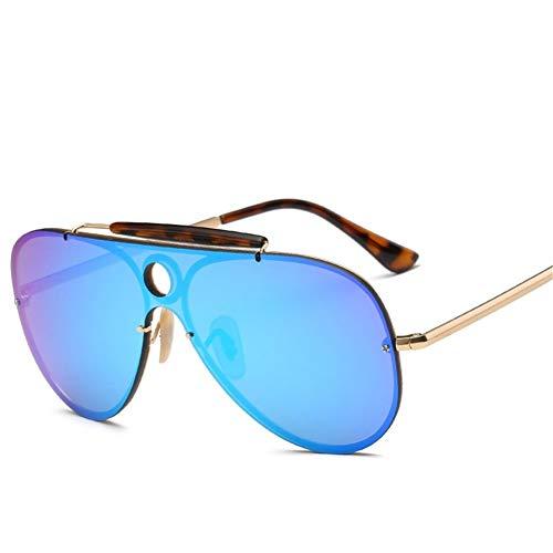 soleil Lunettes mode américaine NIFG unisexes de lunettes pièce européenne soleil de B et BqddFEY
