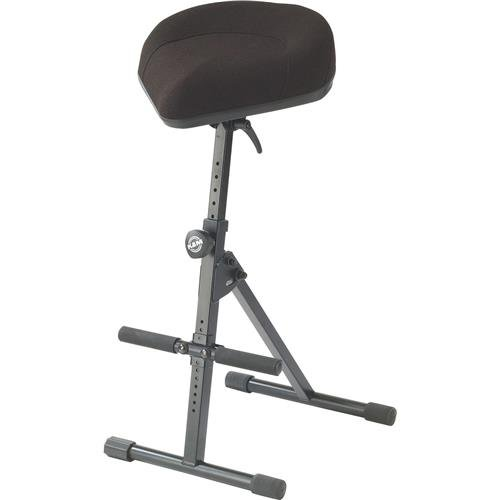K&M Stands 14044.000.55 Performance Stool - black fabric by K&M Stands