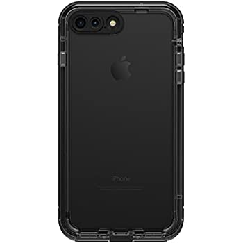 LifeProof NUUD SERIES Waterproof Case for iPhone 7 Plus (ONLY) - Retail Packaging - BLACK