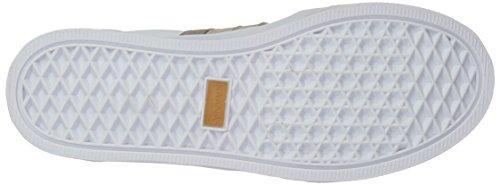 Womens KAANAS Nude Contrast Colorado Sneaker Stripe 5wF7q