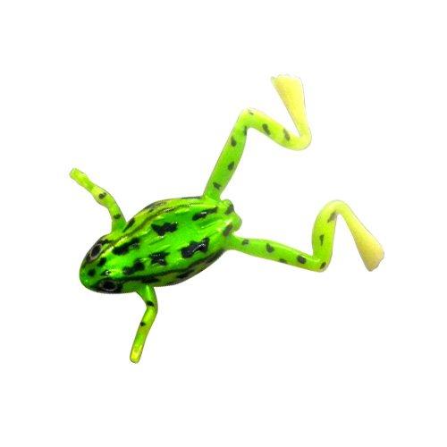 IMAKATSU/イマカツ Finesse Frog Mini/フィネスフロッグミニ リアルカラー 2.8inch 361 ハイビス土蛙 5個入の商品画像