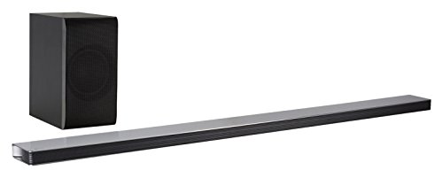 LG SJ8 - Barra de sonido inalámbrica (4.1 channels, 300 W, DTS Digital Surround,Dolby Digital, 130 W, Active subwoofer, 170 W)