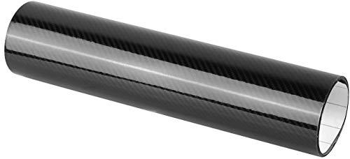 (iMounTEK 7D Premium High Gloss Carbon Fiber Vinyl Film Wrap (120 Inch))