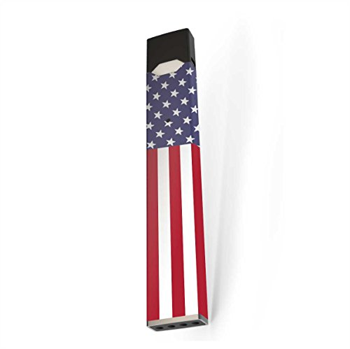 Skin Decal Wrap for JUUL VAPE American Flag