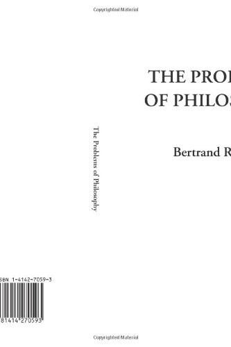 The Problems of Philosophy (Barnes & Noble Library of Essential Reading)