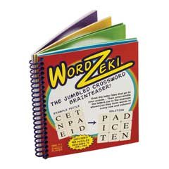WordZeki - The Jumbled Crossword Brainteaser! by All The King's Games