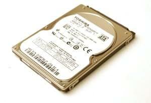 "Toshiba MK3256GSY - Disco duro (Serial ATA II, 320 GB, 63.5 mm (2.5 ""), 2.1 W, 2.1 W, 0.16 W)"