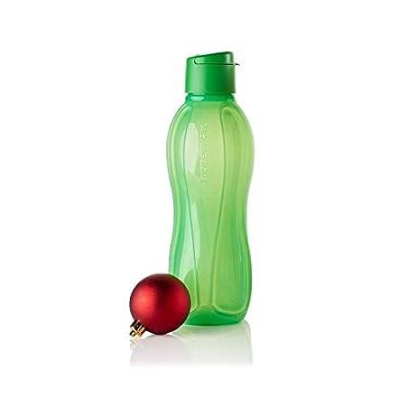 Tupperware Eco Water Bottle Large 36 Oz/1 Liter Green: Amazon.es ...