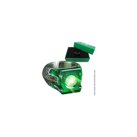 Animewild Green Lantern Light-Up Ring ()