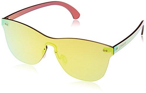 Lenoir Eyewear LE22.3N Lunette de Soleil Mixte Adulte, Marron