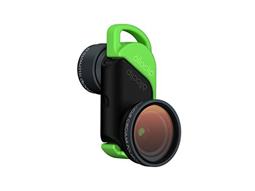 olloclip — TELEPHOTO with WIDE-ANGLE and MACRO LENS SET + CPL for iPhone 6/6s and iPhone 6/6s Plus Premium Glass Lenses by Olloclip (Image #5)