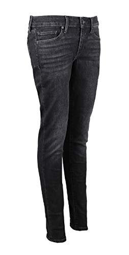 Skinny 711 Pants Woman 25 Levi's Black 30 Cassette FHwqvZw7