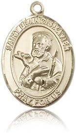 14ktゴールドセントFrancis Xavier medal