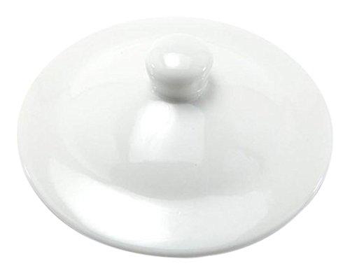 Bluewave Lifestyle Porcelain Beverage Dispenser/Drink Dispenser Lid, White