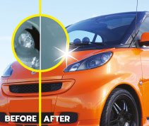 ATG Windshield-FIX | Full Repair Kit for Cracks, Scratches, Chips | 17 pieces. | DIY Smart Repair by ATG (Image #7)