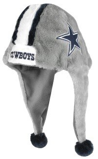 [NFL Dallas Cowboys 2012 Short Helmet Hat] (Male Football Player Costume)