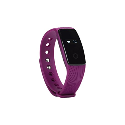 BlueWeigh Fitness Activity Tracker with Heart Rate and Sleep Monitor