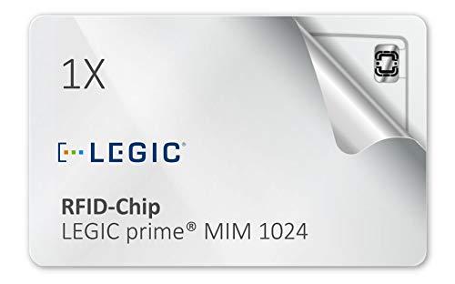 Tarjeta de patrón Legic Prime MIM 1024 RFID, Tarjetas en Blanco ...