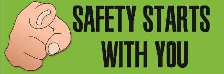 There Is No Price On Your Safety Full Color Vinyl Safety Banner Sign-3x9