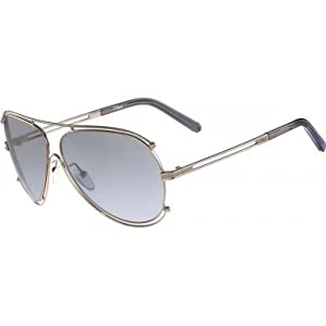 Chloe CE121S-744 Ladies CE121S Isidora Gold Sunglasses