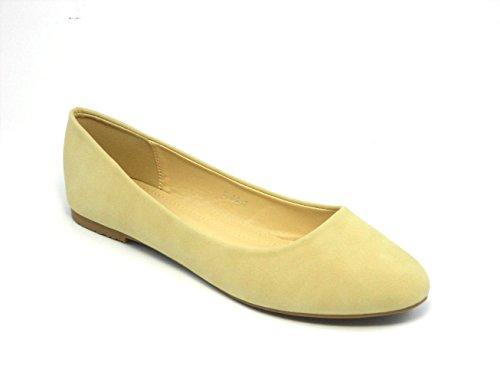 Ballerine beige Scarpe coral 38 SFIZIOSA 37 nero Donna Ecopelle 40 Beige 39 Sp6wTq