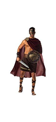 Spartan Warrior Adult Costume - Medium -
