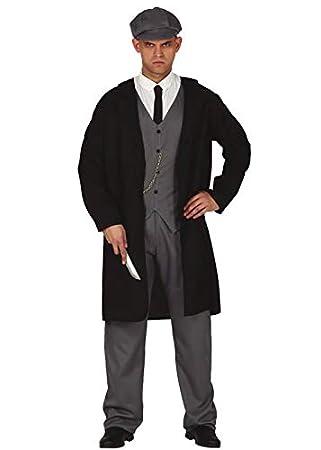 Magic Box Disfraz de gángster inglés Estilo años 20 Peaky Blinders ...