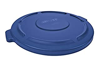 Rubbermaid Commercial 1779733 Brute Lid, For 55 Gallon Container, Blue (B00BFK65IA) | Amazon price tracker / tracking, Amazon price history charts, Amazon price watches, Amazon price drop alerts