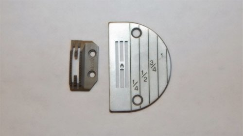 Walking Foot Single (fits CONSEW 230 SINGLE NEEDLE SEWING MACHINE PLATE, , FEED DOG. REGULAR)