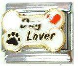 Lover Italian Charm Bracelet Link (Lover Italian Charm Bracelet)