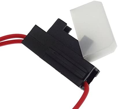Mini fusible Robinet avec son C/âble r/épartiteur Prise dalimentation 12/V voiture