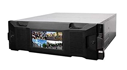 Amazon com : HDView 256 Channel NVR RAID Support 24 hot-swap HDDs