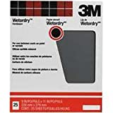 3M 6086615 Wet & Dry Sandpaper 220A 9 x 11 In.