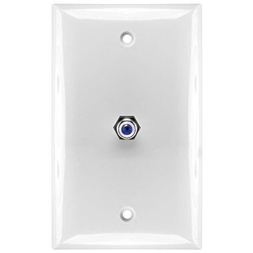 Flush Wall Plate - 4